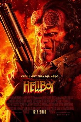 QUỶ ĐỎ 3 - Hellboy