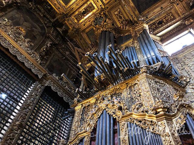Museo de Aveiro órgano