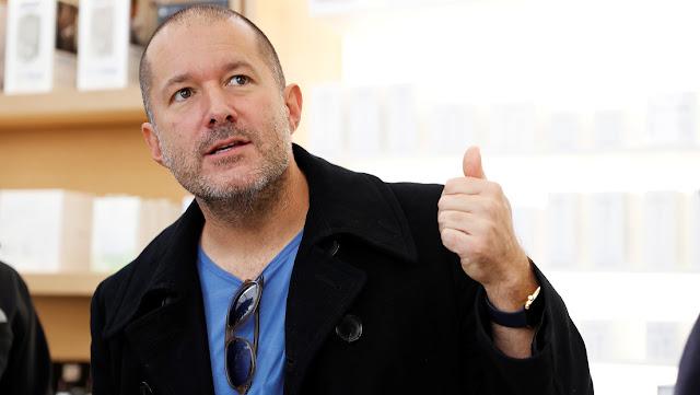 El director de diseño de Apple Jonathan Ive abandona la compañía