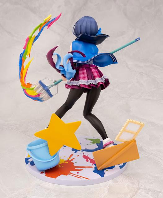 Morino Rinze Brave Hero Jersey Ver. 1/8 de The iDOLM@STER Shiny Colors, Amiami.