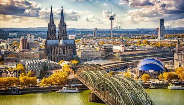 Voli Orio al Serio Colonia Bonn
