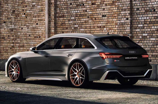 Wheelsandmore Audi RS 6 Avant
