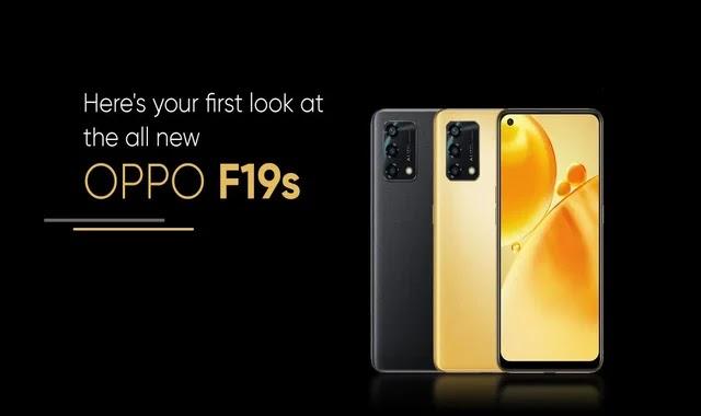 أوبو تطلق هاتفها الشبابي Oppo F19s بمعالج قوي وبطارية ضخمة