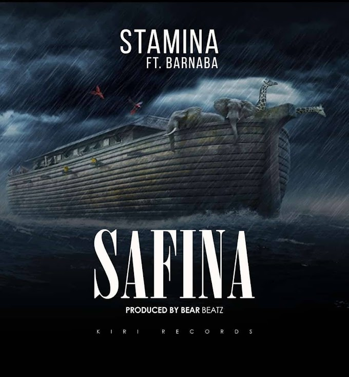 AUDIO | Stamina Ft Barnaba - Safina || Mp3 Download