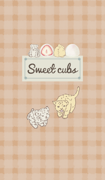 Sweet cubs