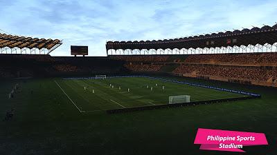 PES 2021 Philippine Sports Stadium