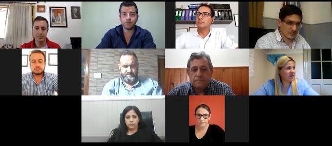 El Concejo Deliberante convocó a una Sesion Extraordinaria virtual este jueves