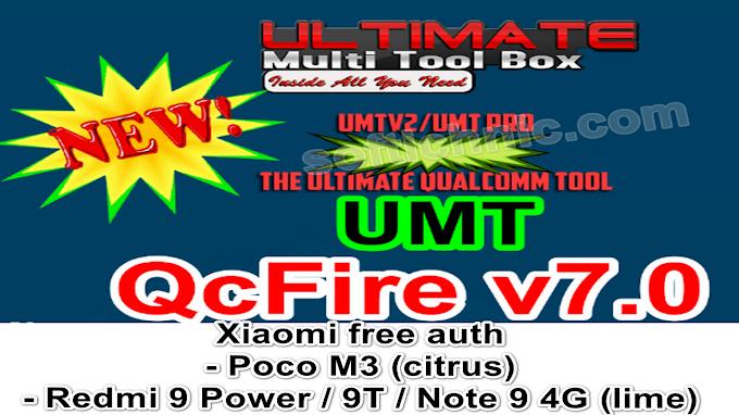UMT (UMT Pro) Dongle Latest Setup: UMT QC Fire (v7.0)