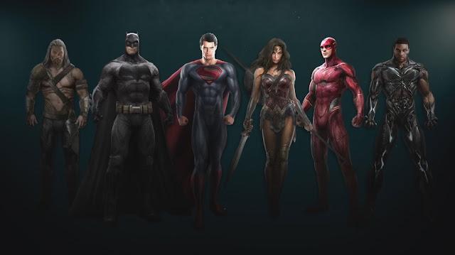 Liga da Justiça | Equipe de super-heróis se reúnem em primeiro trailer | SDCC