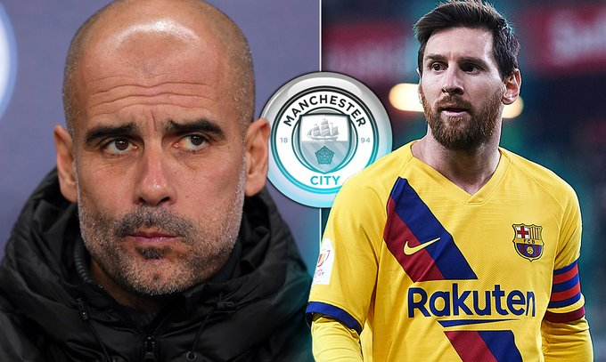 Will Messi Quit Barcelona? - Man City Boss Pep Guardiola Reacts