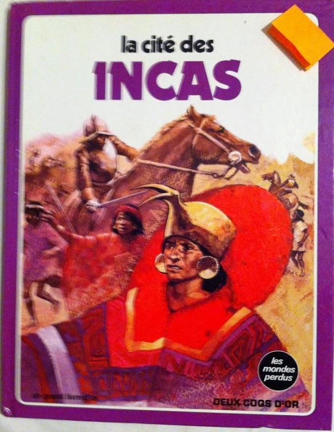 Libro - La ciudad de los Incas