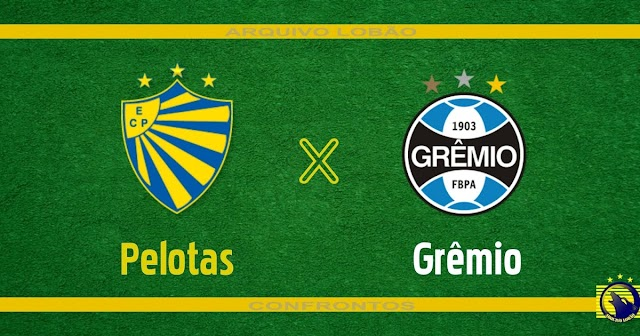 Assistir Pelotas x Grêmio ao vivo grátis - Futebol ao Vivo
