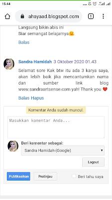 Sandra Hamidah