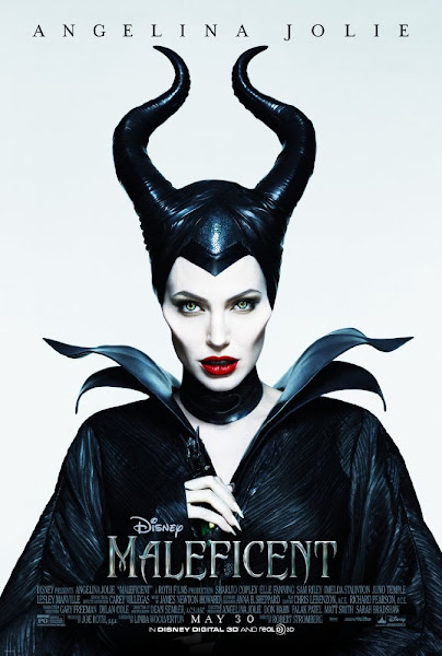 Poster of Maleficent 2014 English 720p BRRip Full Movie Download