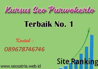 Kursus Seo Purwokerto