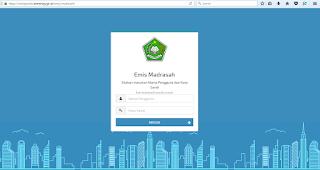 https://emispendis.kemenag.go.id/emis_madrasah/ Alamat Website EMIS Kemenag Terbaru