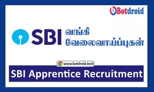 SBI Apprentice Recruitment 2021 Apply Online for 6100 Vacancies @sbi.co.in