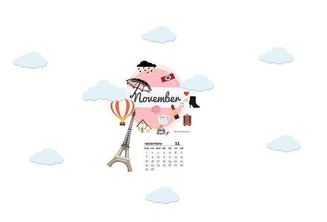 Ne Fashion Blog Calendario Fashion Descargable Mes De Noviembre