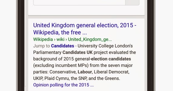 Politics Elections Blog The United Kingdom S 2015 General Election