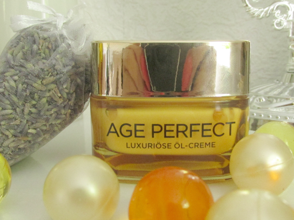 L´Oréal Age Perfect Öl Richesse - Review Luxuriöse Öl Creme