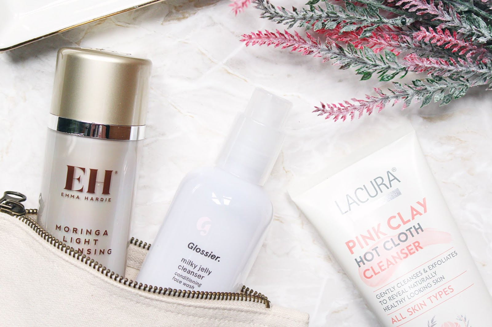 My Favourite Cleansers for Summer