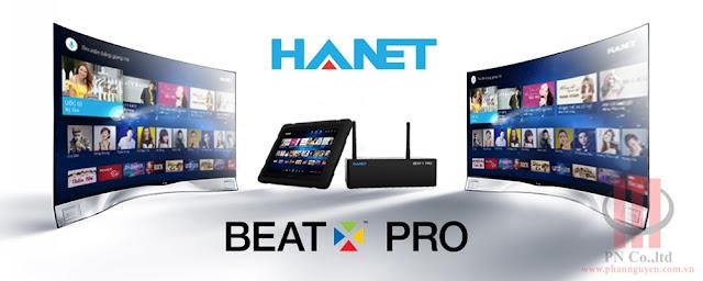 Phan Nguyễn Audio phân phối đầu Karaoke Hanet HD: Đầu karaoke Hanet BeatX  Pro chuyên nghiệp, đỉnh cao.