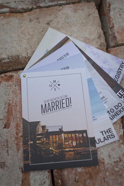 Undangan Pernikahan Brosur
