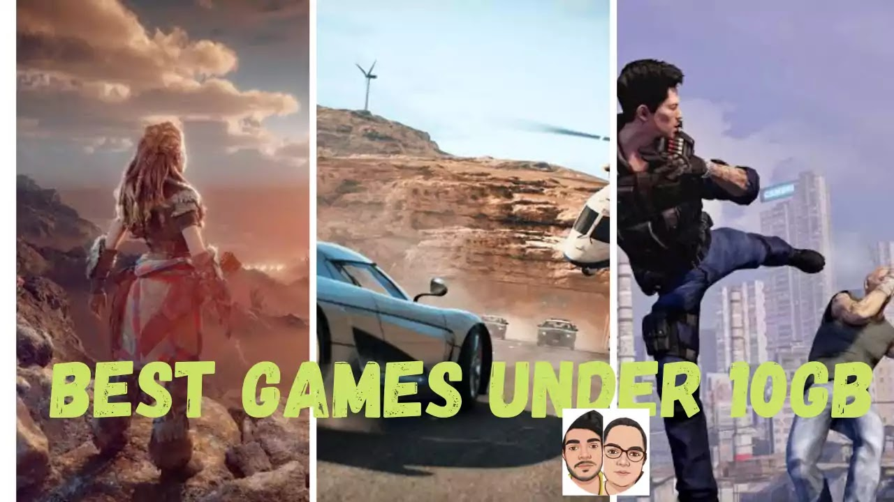 Best PC games under 10 of download size