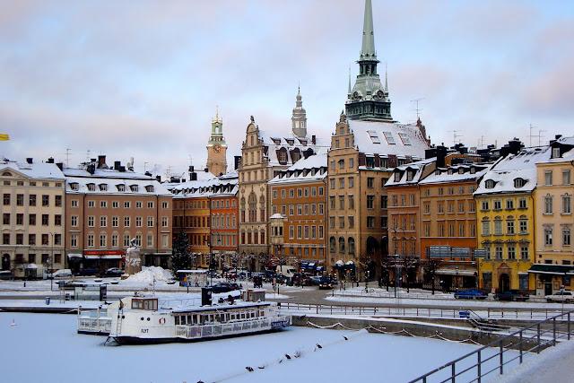 Stoccolma voli e hotel dicembre 2017