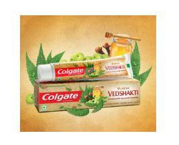 Free Colgate Swarna Vedshakt