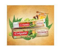 Free Colgate Swarna Vedshakti @ Your Doorstep