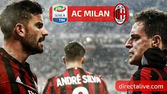 Directa Streaming AC Milan Serie A Italia