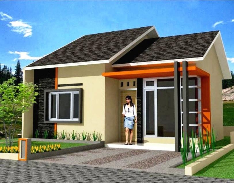 Gambar Rumah Sederhana Minimalis 1 Lantai Di Desa
