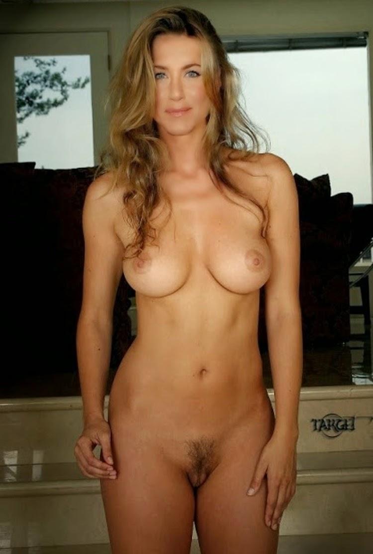 Full frontal hard nipples