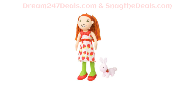 """Fruit-Scented 13"""" Groovy Girl Doll & Pet By Manhattan Toy Co."""