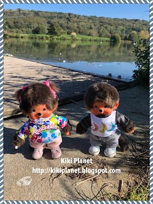 kiki monchhichi caniel lac normandie toys life