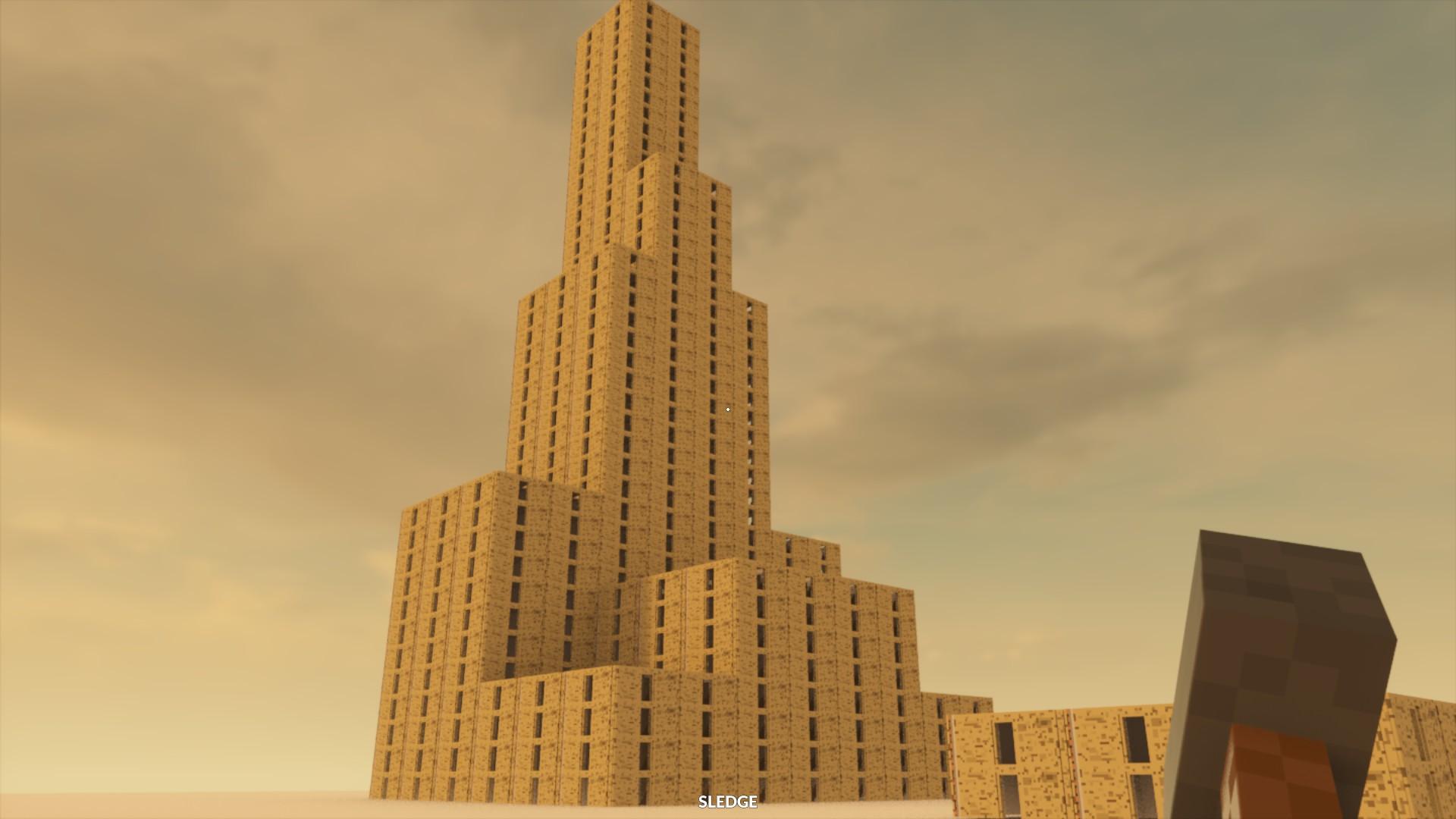 Teardown: The highest building Mods