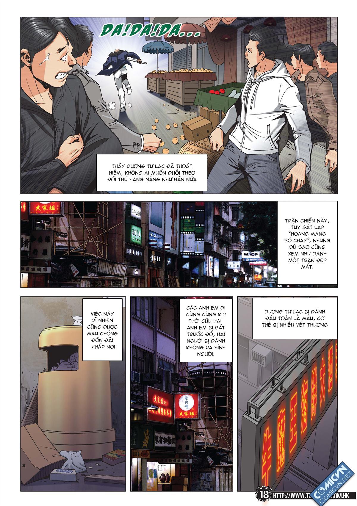 Người Trong Giang Hồ chap 2110 - Trang 16