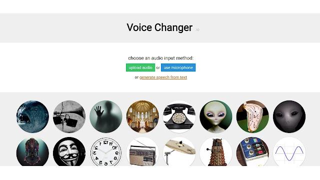 10 برامج لتغيير الصوت تحول المتحدث إلى شخص مختلف (للهاتف والكمبيوتر)
