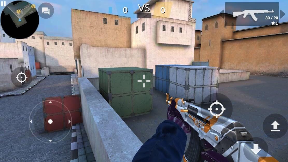 Critical Strike CS: Counter Terrorist Online FPS apk free v 10.44