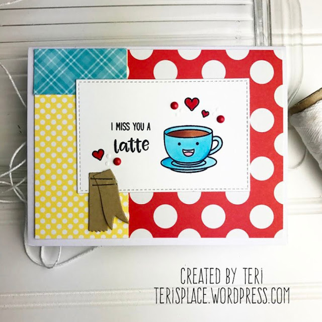 Sunny Studio Stamps: Breakfast Puns Customer Card Share by Teri Anderson