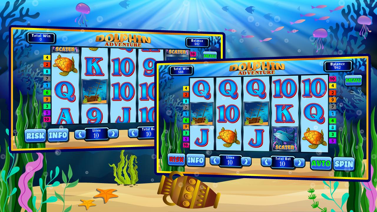 Dolphins Slot Machine