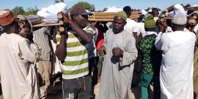 110 Petani di Nigeria Dibantai, Diduga Ulah Boko Haram
