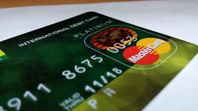 Nomor Kartu ATM