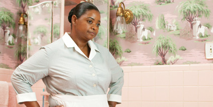 Spills On A Page: More Movie Anticipation - The Help Octavia Spencer In The Help Pies