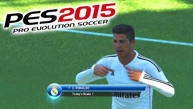 تحميل لعبة بيس 2015 pes 15 للكمبيوتر برابط مباشر ميديا فاير