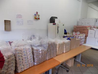 Νέα διανομή τροφίμων στους δικαιούχους του Κοινωνικού Παντοπωλείου του Δήμου Φυλής