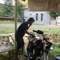 CARA ATAU PROSES DALAM MENYISIR JOK PADA MOTOR YANG GAMPANG DAN AKURAT