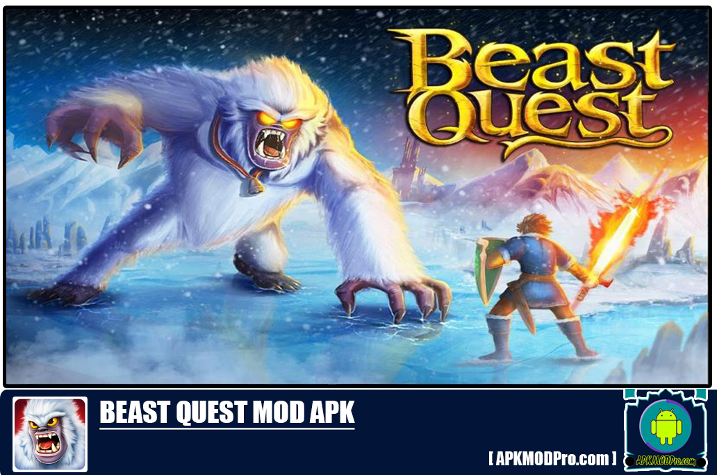 Download Beast Quest Mod Apk