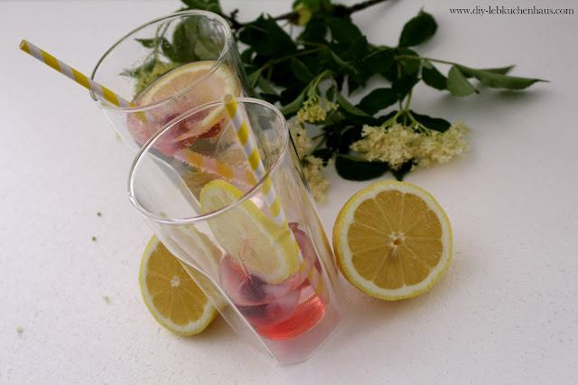 Selbstgemachte Limonade